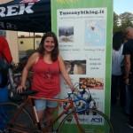 vintage bike tuscany biking tour