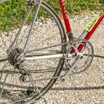 FANINI ALAN ROSSA vintage bike tuscany biking tour