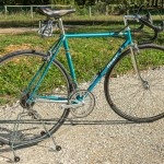 MOSER vintage bike tuscany biking tour