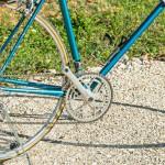 PINARELLO BLU vintage bike tuscany biking tour
