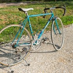 MOSER SAN CRISTOBAL vintage bike tuscany biking tour