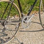 MOSER NERA vintage bike tuscany biking tour