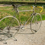 FRANCESCHI GRIGIA vintage bike tuscany biking tour