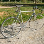 ALAN Ciclocros vintage bike tuscany biking tour