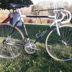 Moser bronzo vintage bicycles rental tuscany pisa