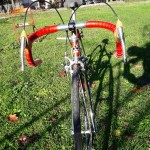 Colnago vintage bicycles rental tuscany pisa