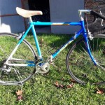 Alan vintage bicycles rental tuscany pisa