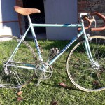 Bianchi vintage bicycles rental tuscany pisa