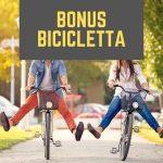 bonus bicicletta 2020